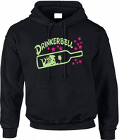 DRINKERBELL BOTTLE HOODIE - INSPIRED BY TINKERBELL PETER PAN